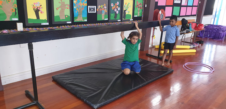Room 3 - Gymnastics - Panmure District School